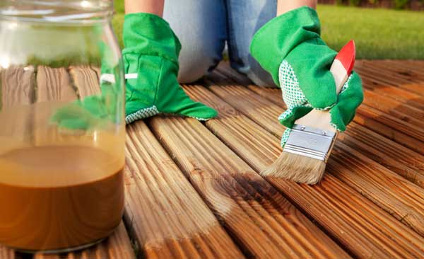 2019 Cost To Paint Or Stain A Deck Inch Calculator