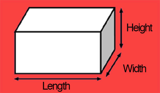 millimeters and feet are units used to measure length