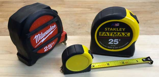 We found the best tape measure on the market