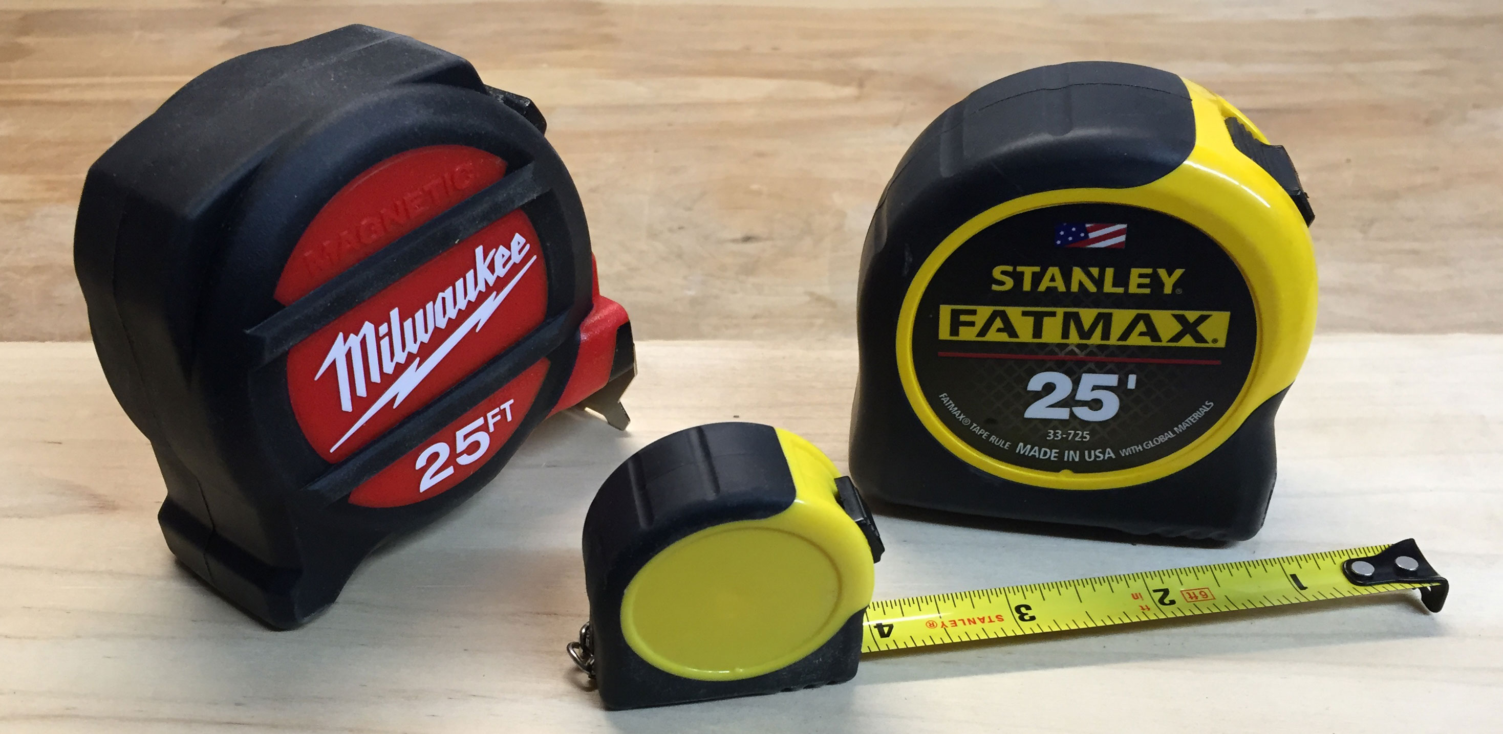 The Best Tape Measures Reviewed Inch Calculator