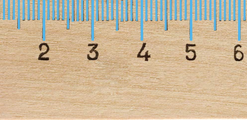 How To Read A Ruler Inch Calculator