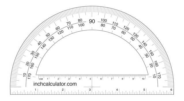 printable protractor download