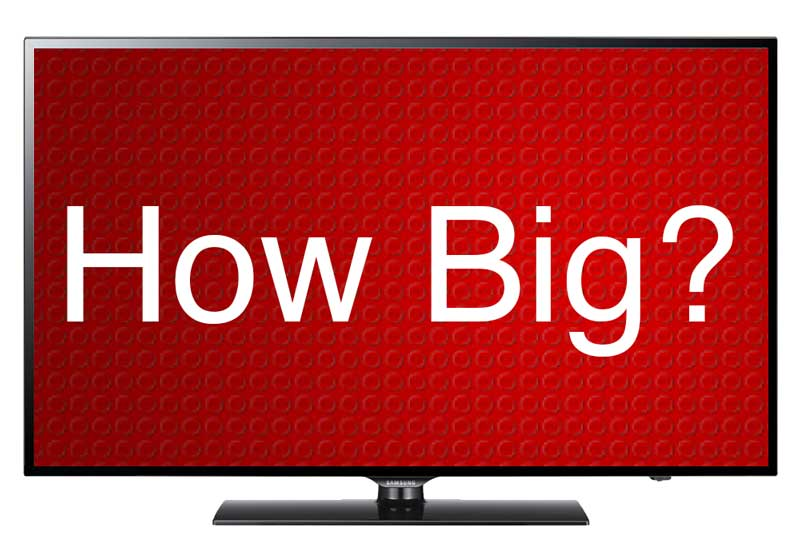 TV Size and Viewing Distance Calculator Inch Calculator