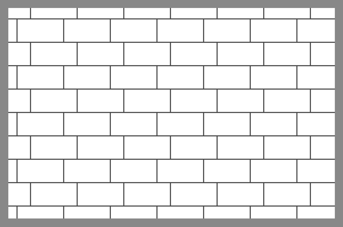 Brick Pattern Tile Layout Custom Design Inspiration
