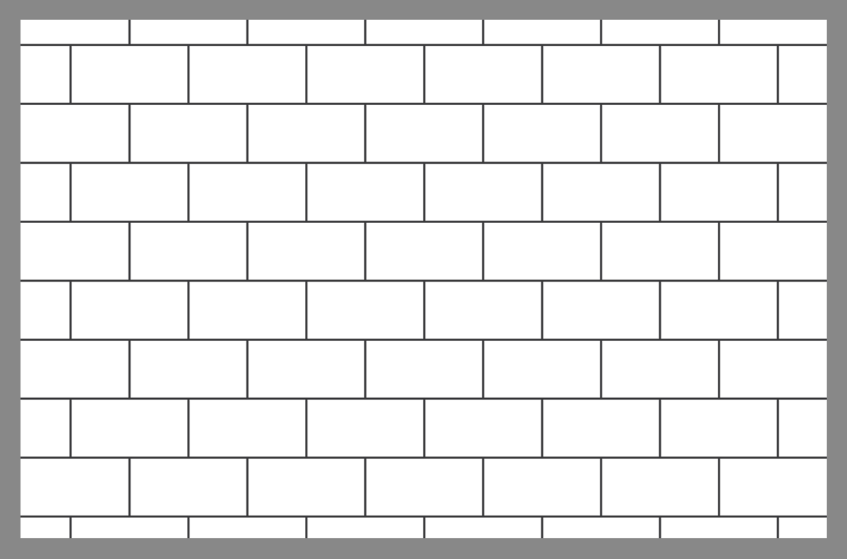 Brick Pattern Tile Layout Awesome Inspiration Design