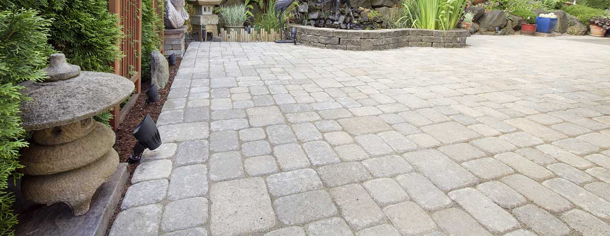 How To Measure And Lay Out A Paver Or Concrete Patio