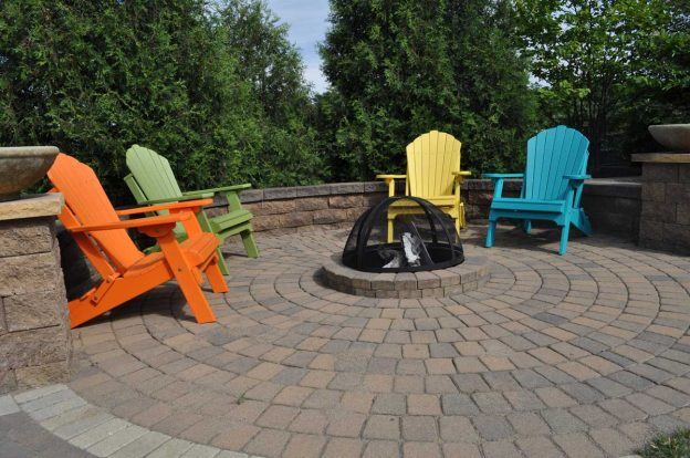 Learn how to choose the right paver color, style, pattern, and design for a paver patio, driveway, or path project.