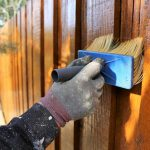 How Much Does it Cost to Paint or Stain a Fence?