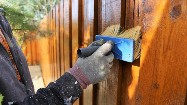 Cost To Paint Or Stain A Fence In 2019 Inch Calculator