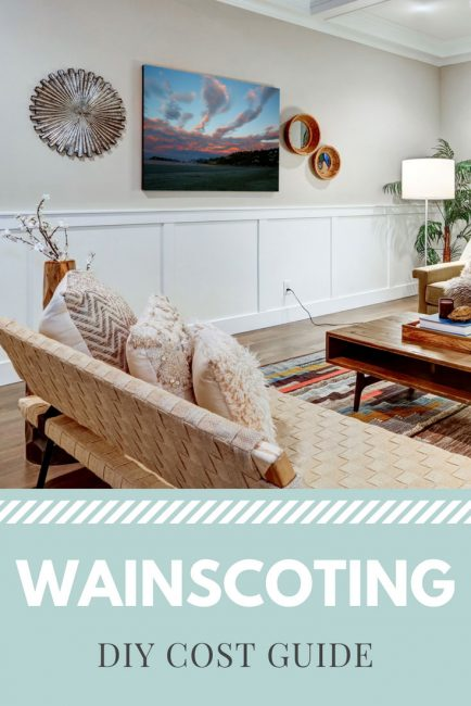 Learn How Much It Costs To Install Wainscoting And Wall Paneling What Factors Affect The