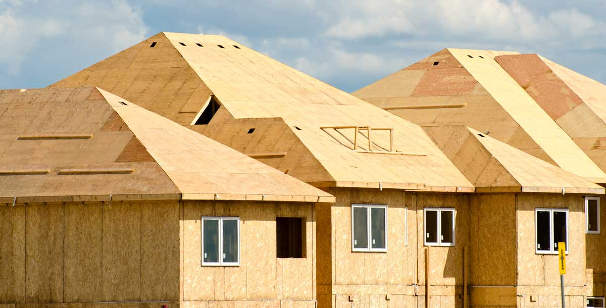 Roof sheathing calculator estimate the plywood needed for Roof sheathing material