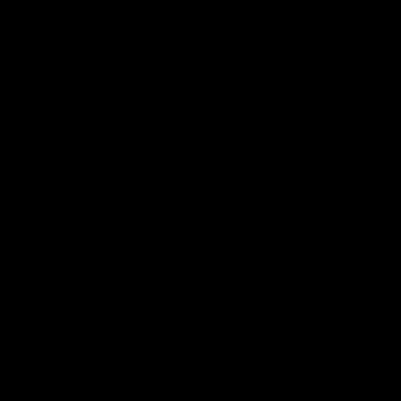 Black percent symbol