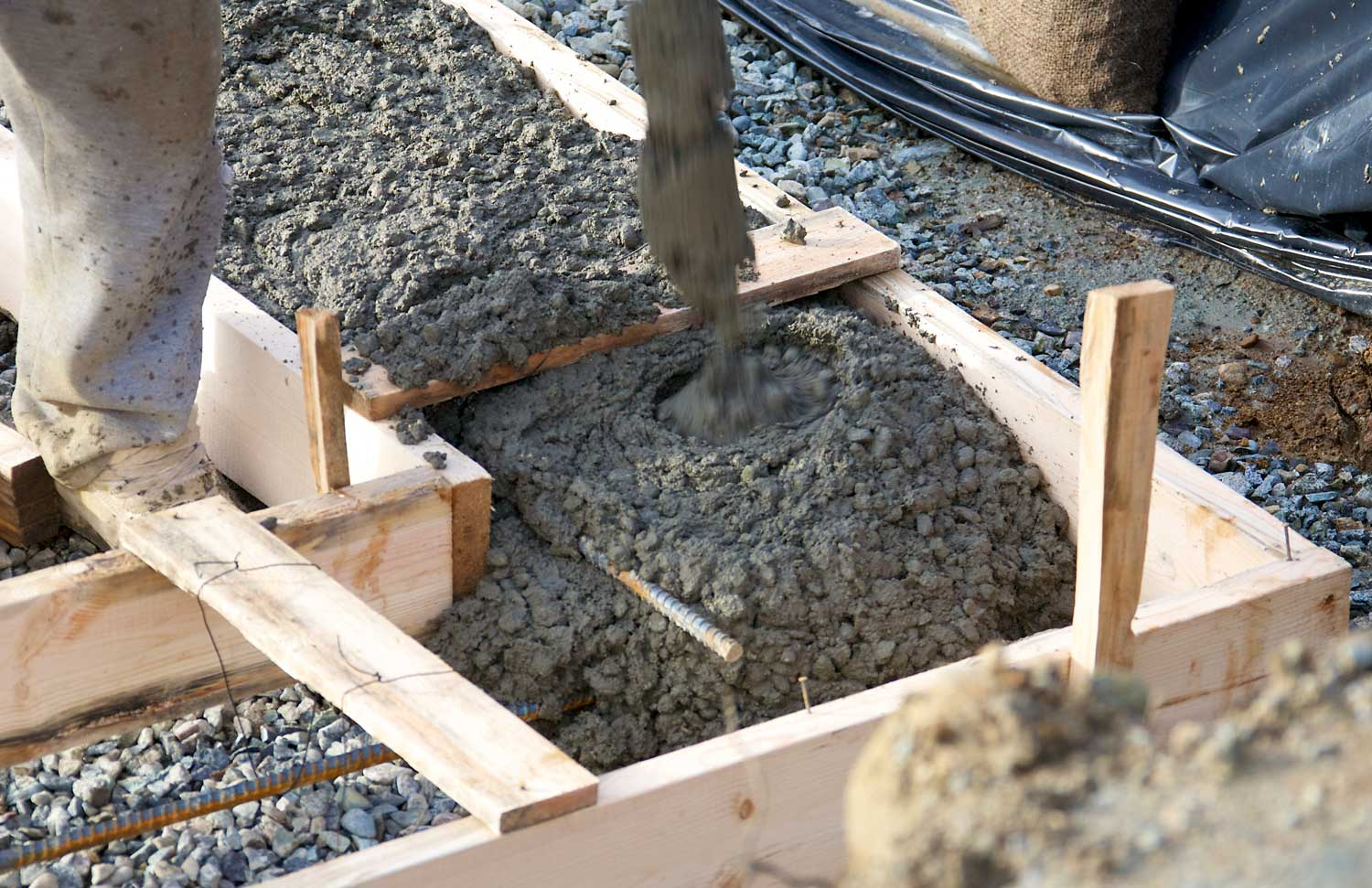 How Much Do Concrete Footings Cost In 2019 Inch Calculator