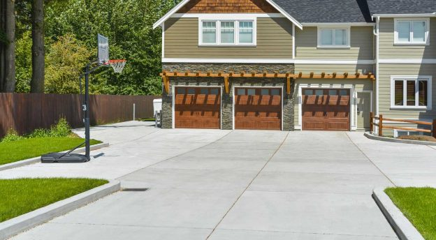 How Much Does A Concrete Driveway Cost In 2018 Inch Calculator