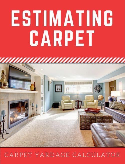 Carpet Calculator And Price Estimator Inch Calculator