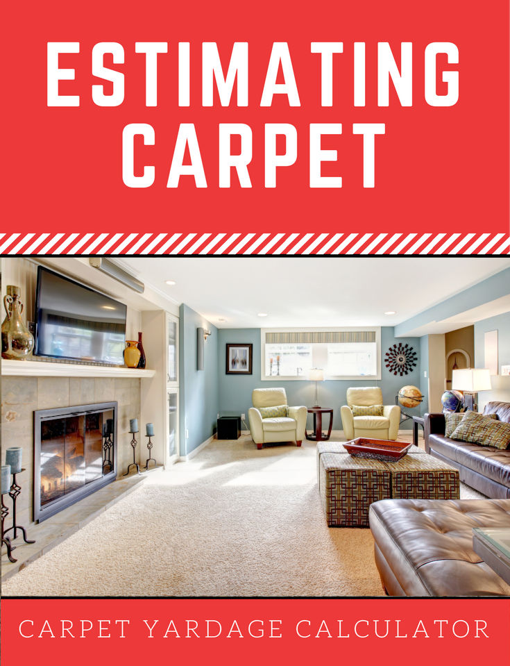 Share carpet calculator and price estimator - inch calculator