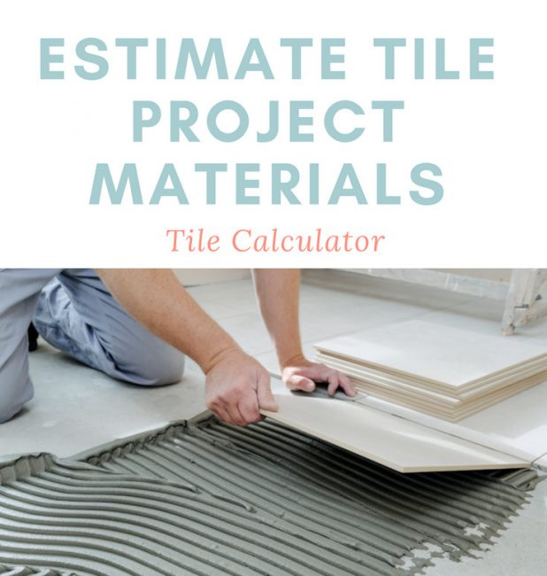 Share Tile Calculator And Cost Estimator Plan A Floor Wall Or Backsplash