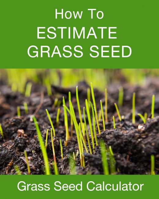 Grass Seed Calculator - Inch Calculator