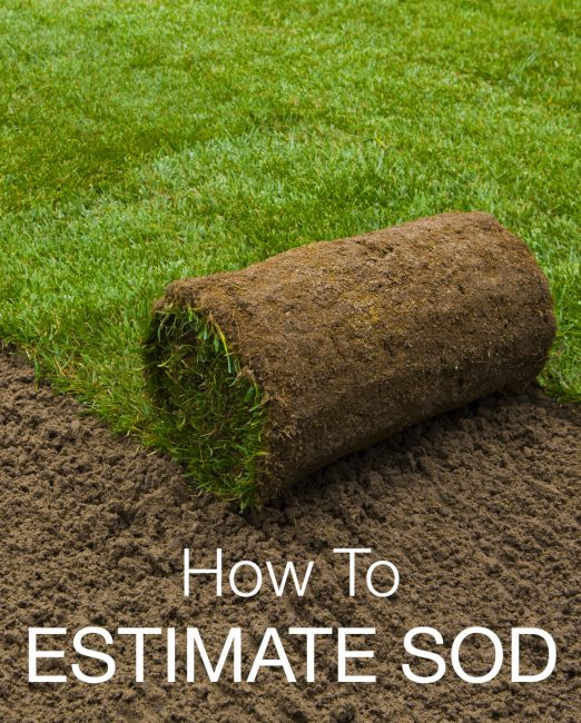 Sod Calculator - Estimate How Many Rolls of Sod You Need