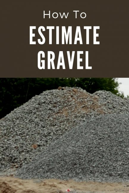 Gravel Calculator Estimate Landscaping Material In Yards