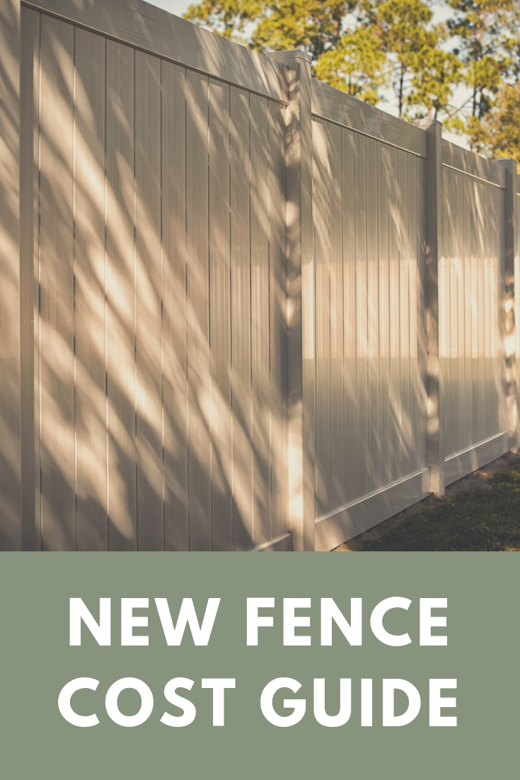 Vinyl Fence Calculator Estimate Materials And Pricing