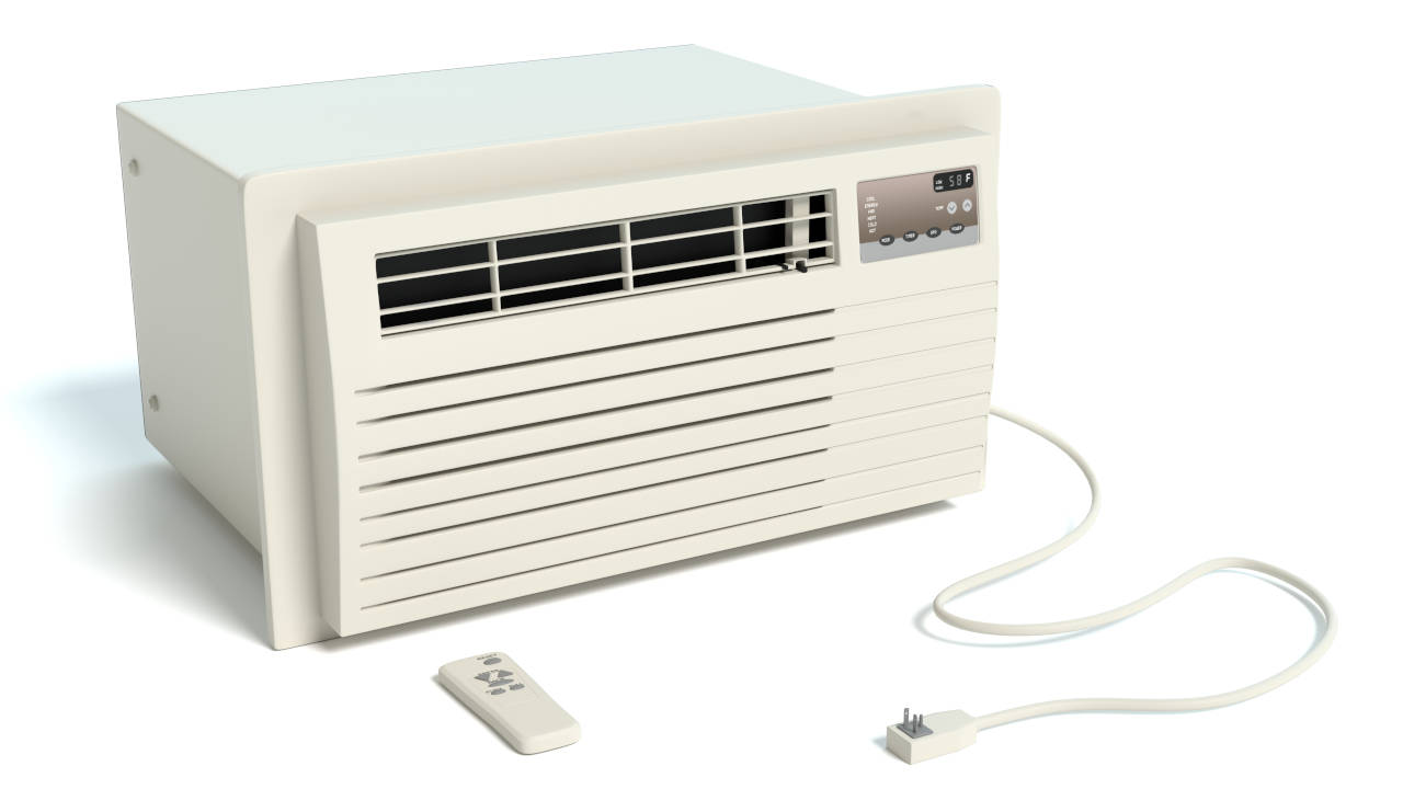 Image gallery window ac for 12 inch high window air conditioner