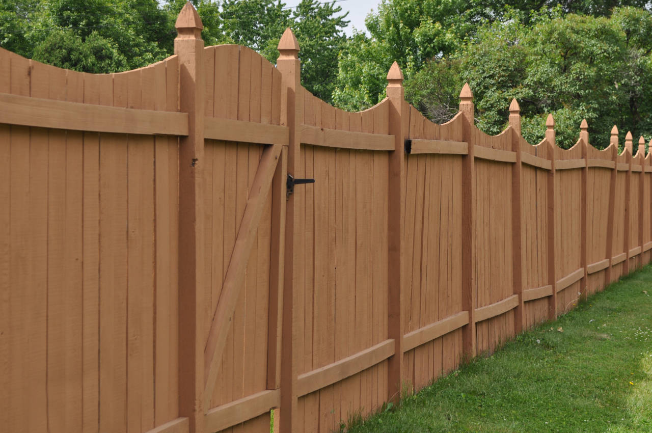 How To Find Property Lines When Building A Fence Or