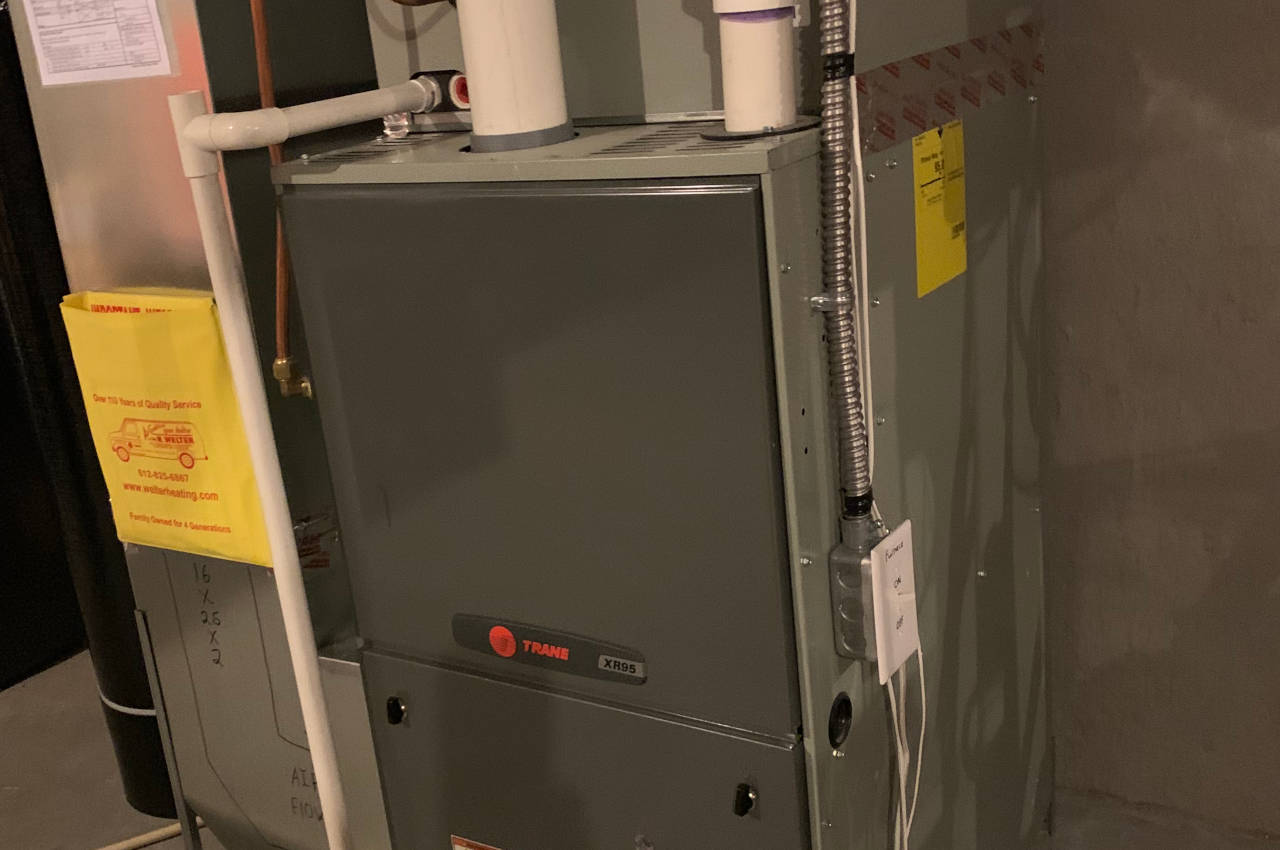 The cost of a furnace varies based on the type of fuel, but usually ranges between $2,000 and $5,000.