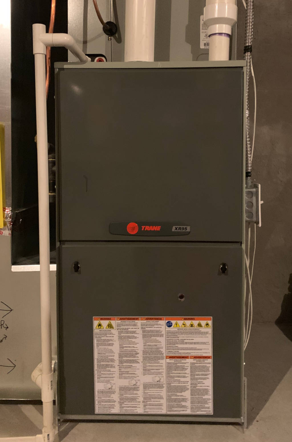 Find how may BTUs your furnace should have to heat your home.