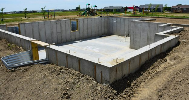 Cost to Install Concrete Foundation - 2019 Average Prices ... Concrete Home Plans On Piers on homes on posts, homes on blocks, homes on pillars, homes on slab,