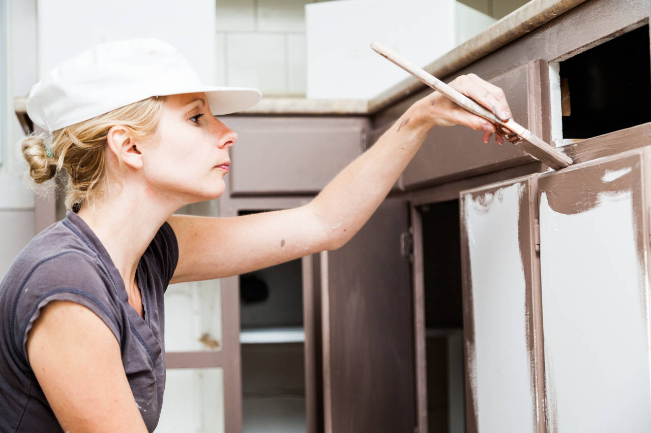 Cost to Paint Kitchen Cabinets in 2019 - Inch Calculator