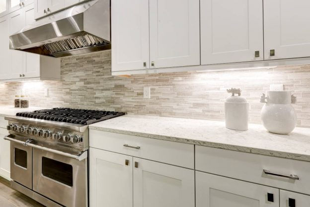 Cost To Install Kitchen Backsplash 2019 Price Guide Inch