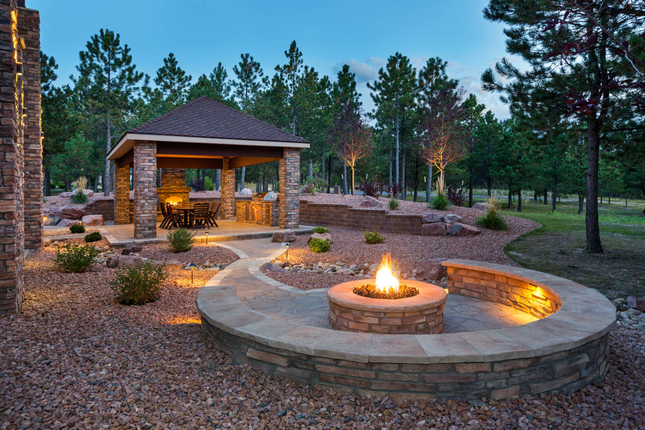 How Much Does it Cost to Install a Fire Pit? 2019 Cost Guide on Cost Of Backyard Remodel id=69424