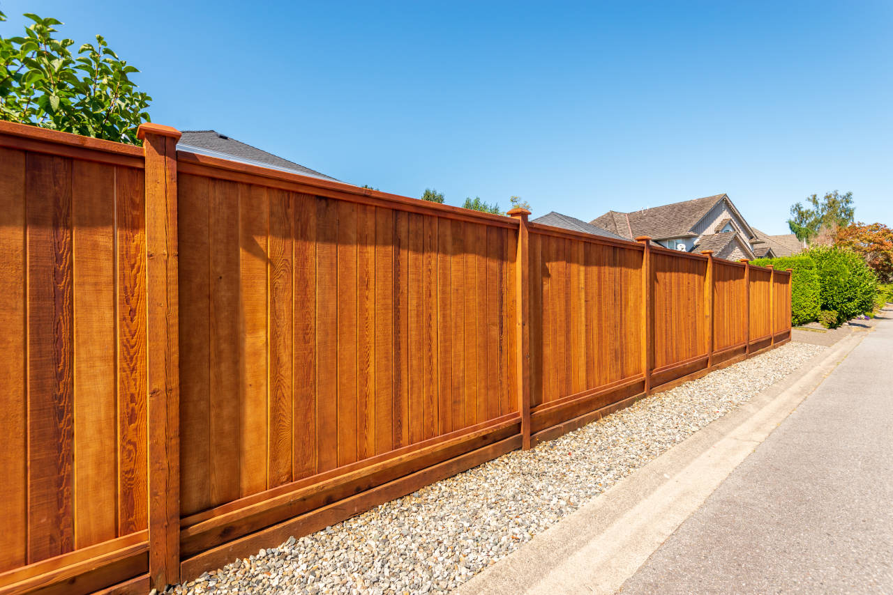 How Much Does It Cost To Fence A Backyard 28 Images How Much Does A Backyard Fence Cost 28