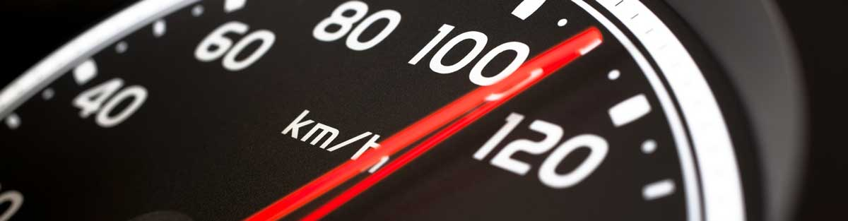 Speedometers are used in vehicles to measure speed