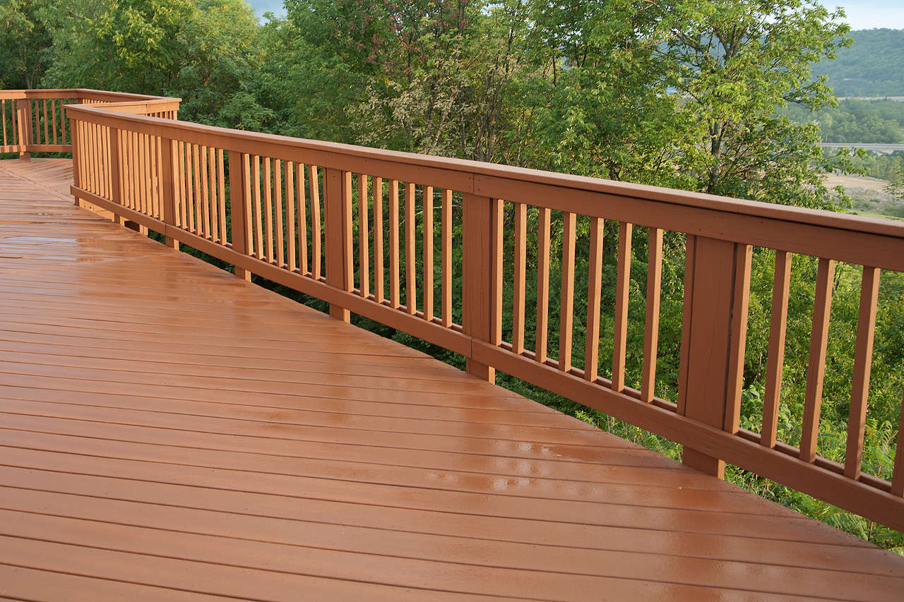 Calculate balusters by determining the baluster size and space between balusters then dividing the railing length by the combined baluster and spacing measurement