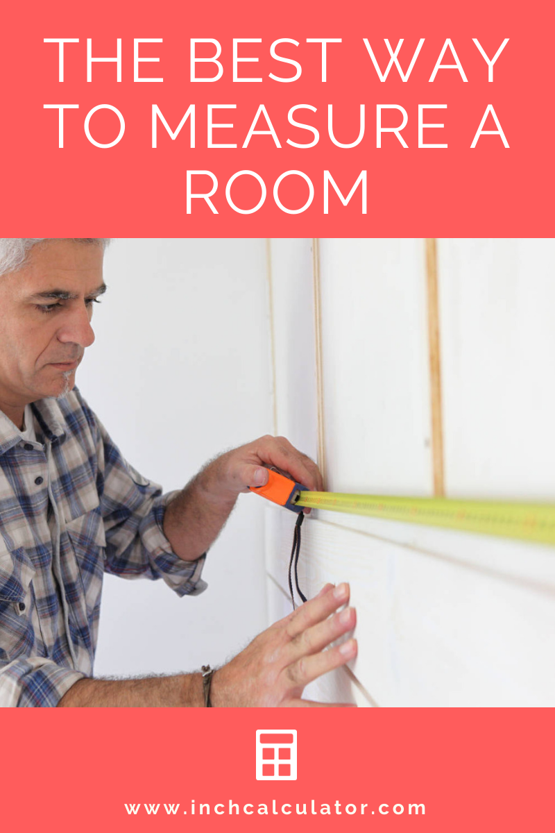 Learn how to measure a room for your home improvement project, including rooms that are not a perfect square.