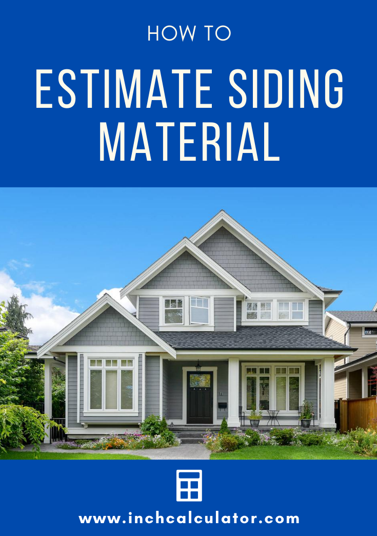 Learn how to estimate siding materials needed for a siding installation project and learn how to find how many squares are needed.