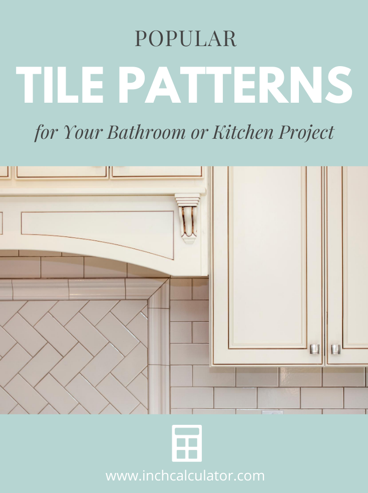 Share tile and paver layout patterns